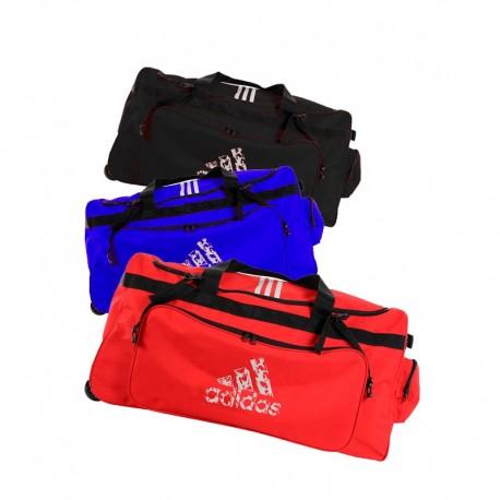 De Roja Entrenamiento Adidas Deporte Adiacc082Bolsa Trolley Y Azul 6bfg7Yy